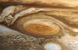 the great spot of Jupiter