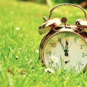 Spiritual Time