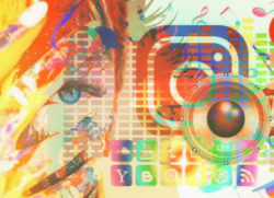 social media collage for featured post image