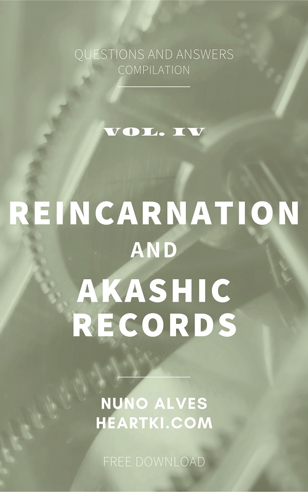 Cover image for Q&A Volume 4 Reincarnation and Akashic Records